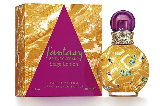 Britney Spears: Fantasy Stage Edition, 2014.
