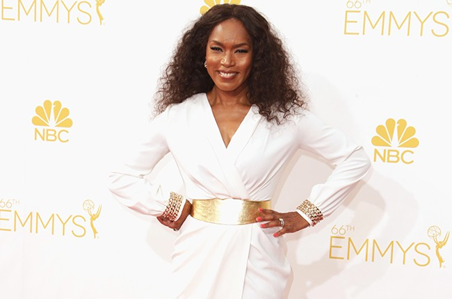 Angela Bassett, 2014 Emmy Awards.