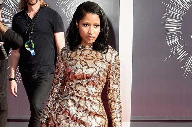 Nicki Minaj, VMAs 2014.
