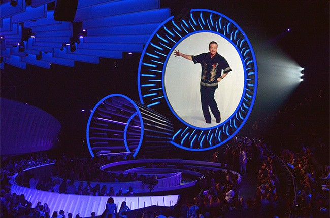 A tribute to Robin Williams at the 2014 VMAs