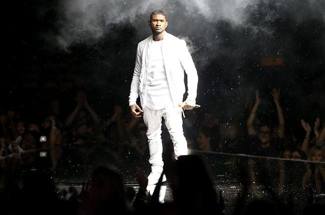 Usher, VMAs 2014.