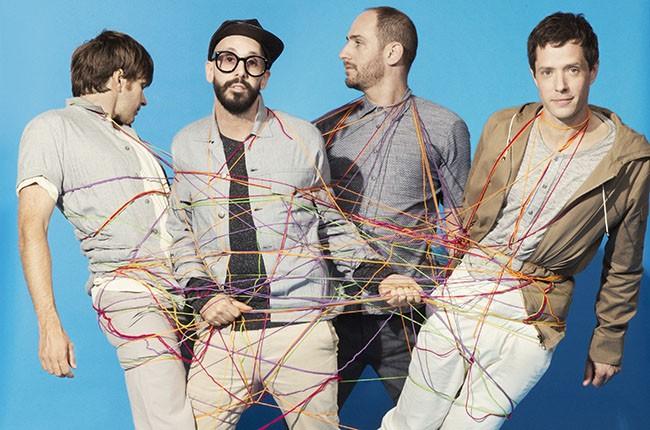 OK Go, 2014.