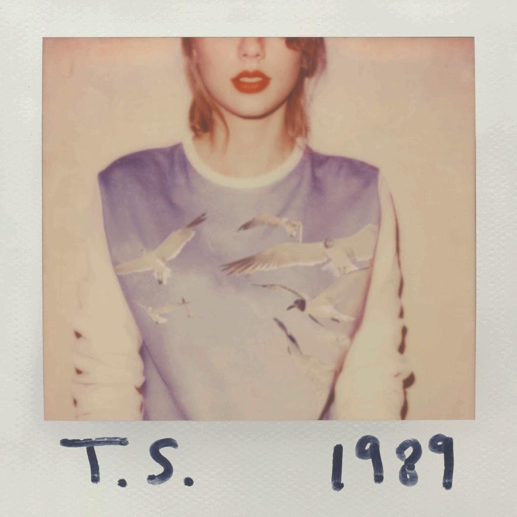 Taylor Swift: 1989, 2014.