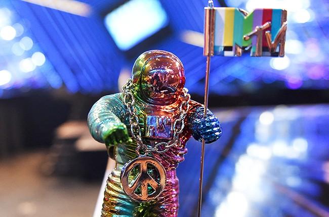 2015 MTV VMA Moonman Award