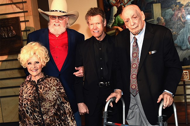 2016-Country-Music-Hall-Of-Fame-Inductees-Announcement-