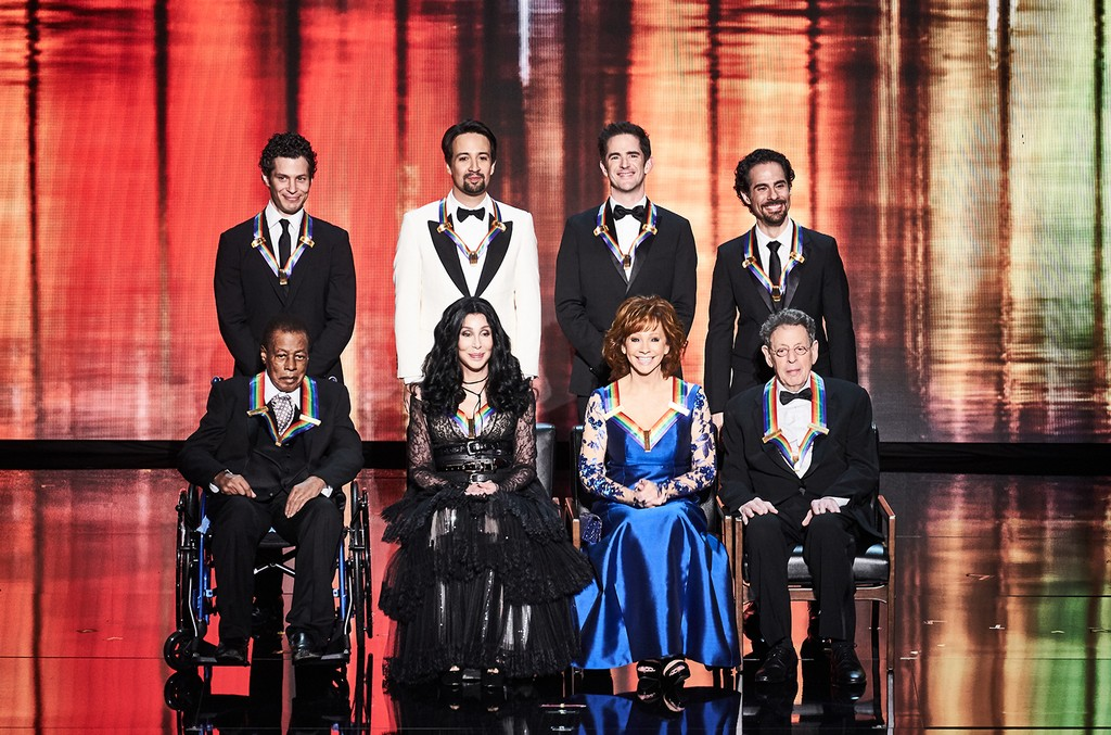 2018 Kennedy Center Honorees