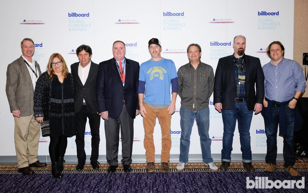 Billboard Touring and Conference Awards Day 2