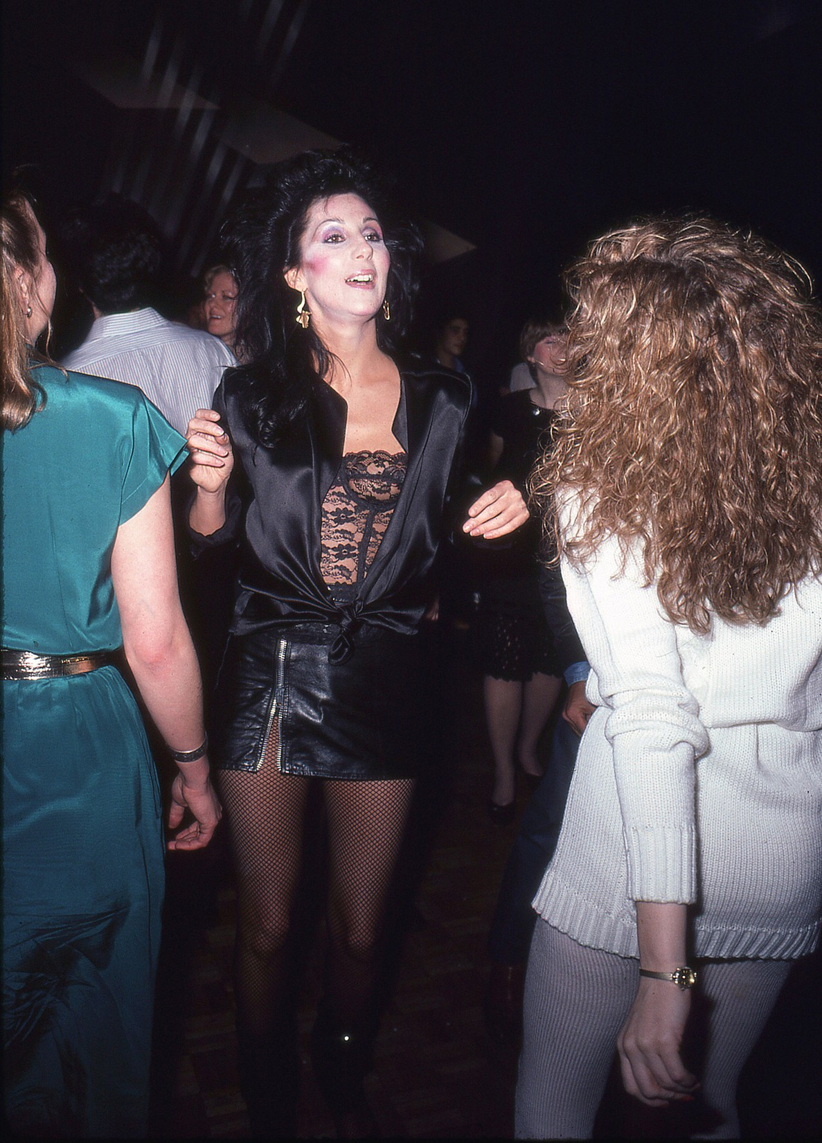 Cher at Studio 54