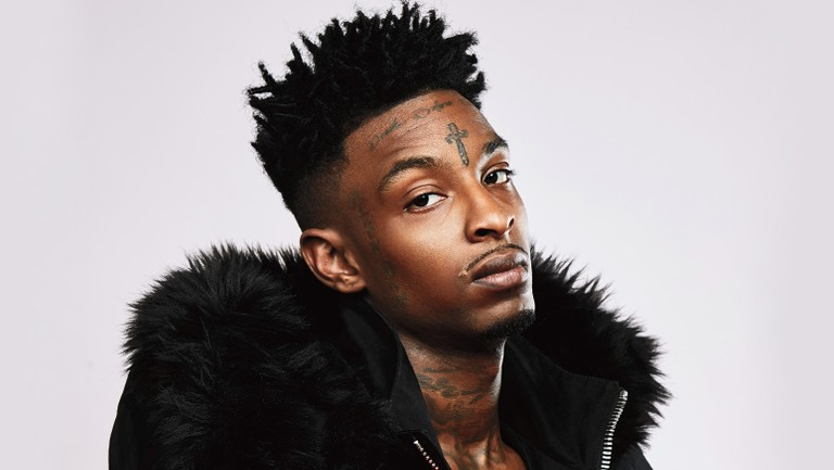 21 savage from death s door to drake a ferrari billboard 21 savage from death s door to drake