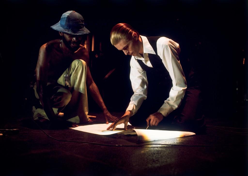 David Bowie & Dennise Davis