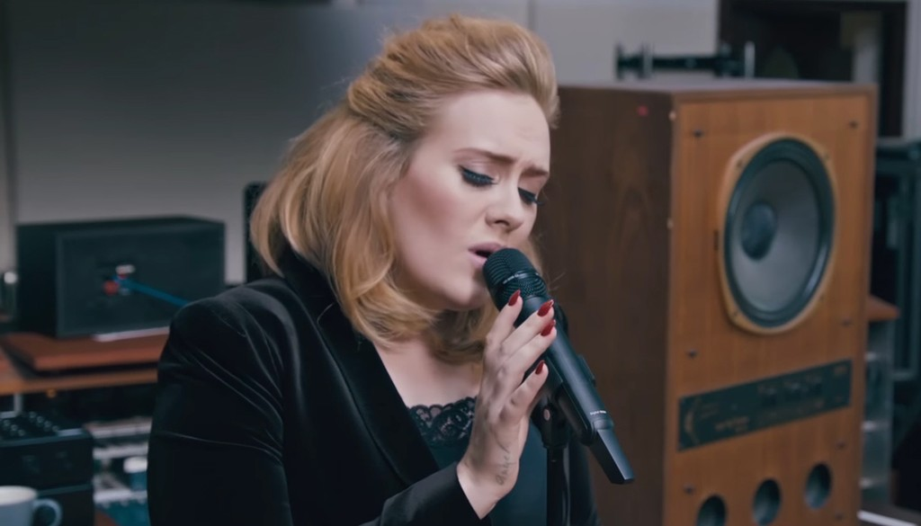 Adele 'When We Were Young'