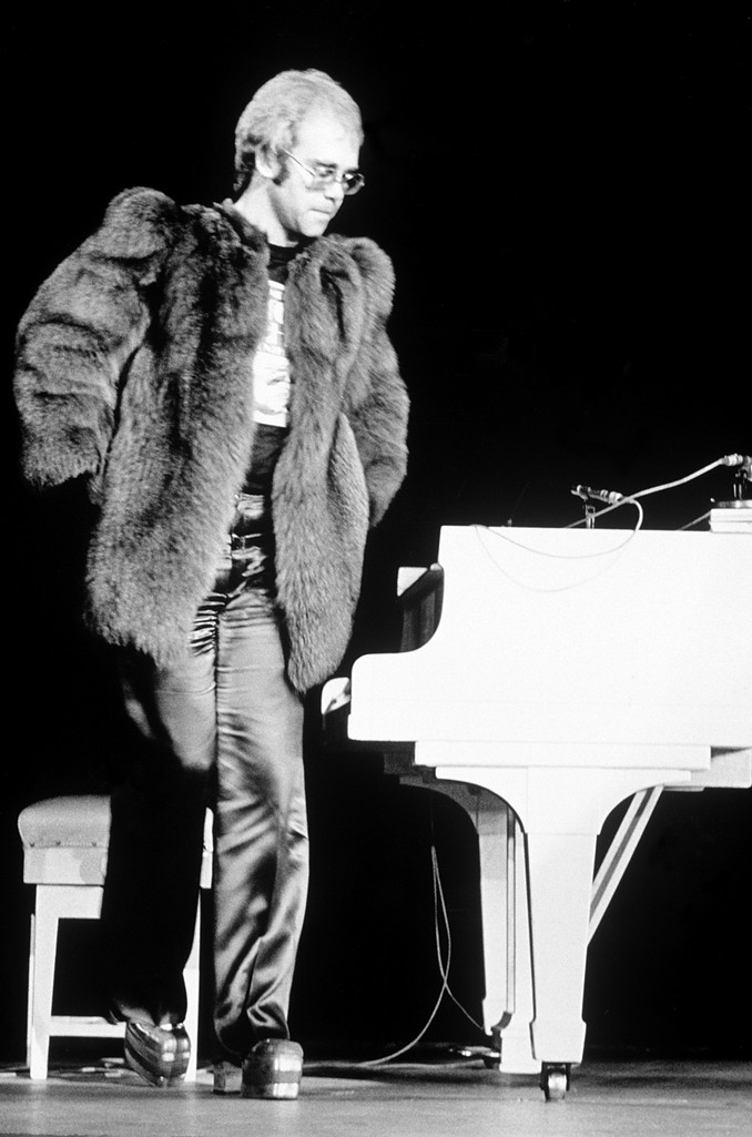 Elton John, 1972