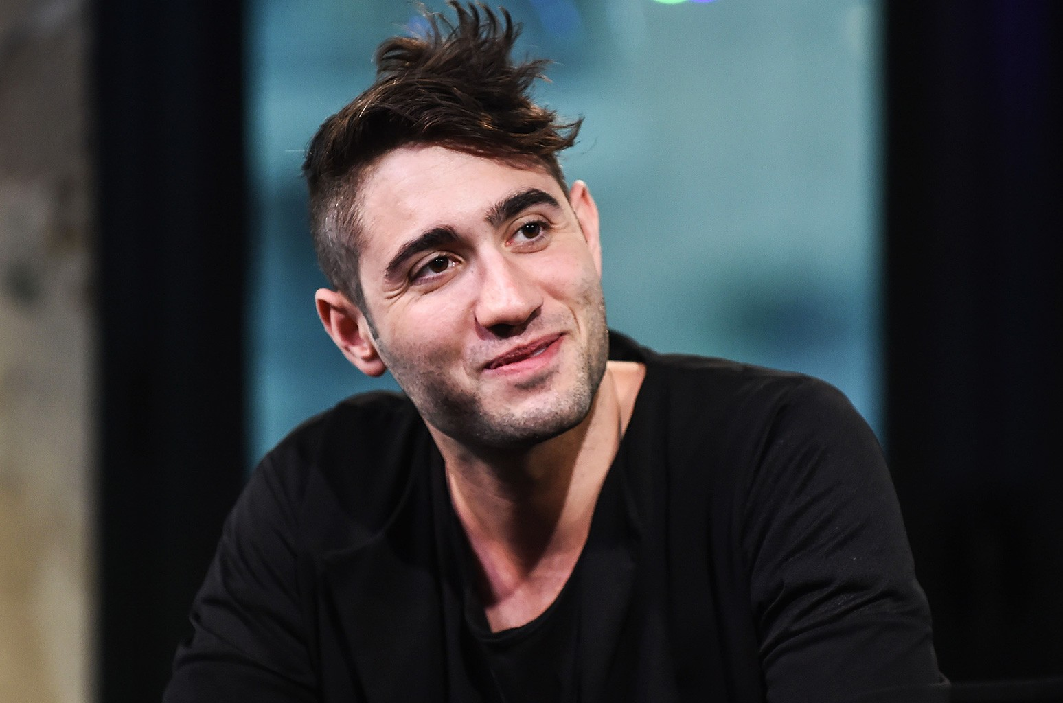 NEW YORK, NY - JUNE 13:  Justin David Blau, better known by his stage name 3LAU attends AOl Build to discuss the 'Is It Love' Instagram Contest at AOL Studios on June 13, 2016 in New York City.  (Photo by Daniel Zuchnik/WireImage)