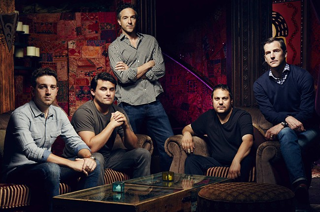 40 Under 40: Jeffrey Azoff, Jordan Wolowitz, Ben Weeden, Omar Al-Joulani, Jared Smith