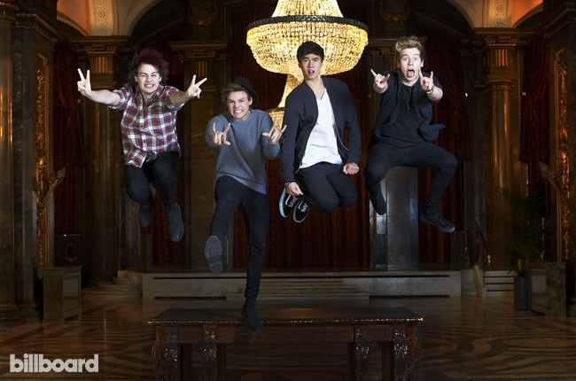 5 Seconds Of Summer Album Coming In July Billboard