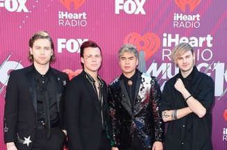 5 Seconds of Summer Blast to No. 1 In Australia With 'CALM'