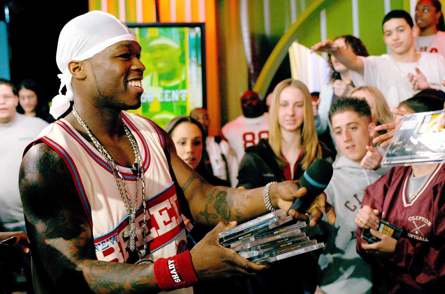 50 Cent 2003