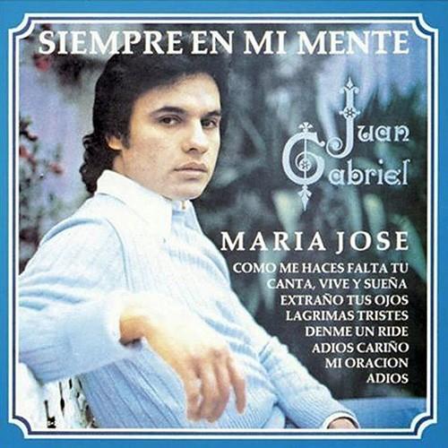 Juan Gabriel, Siempre en Mi Mente