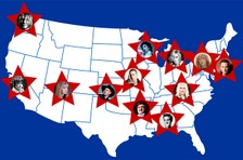 Born in the U.S.A.: The Top 50 Artists by State, From Bruce Springsteen to Garth Brooks & Taylor Swift (Staff Picks)