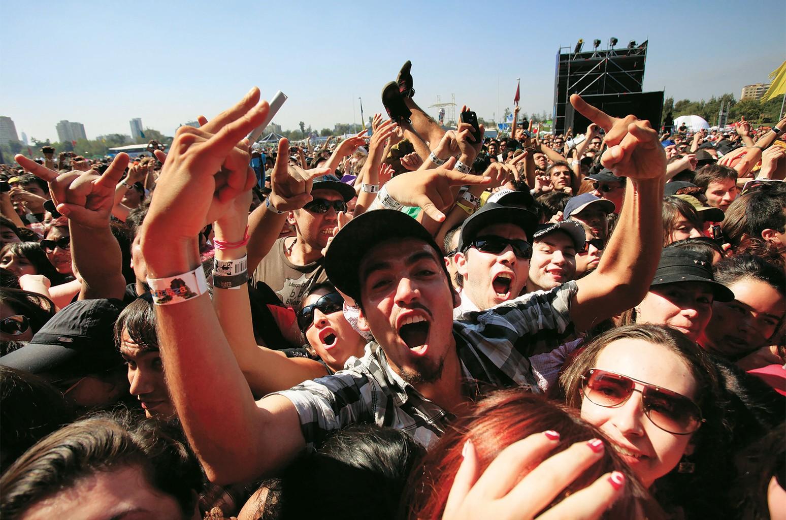 2011 Lollapalooza Music Festival
