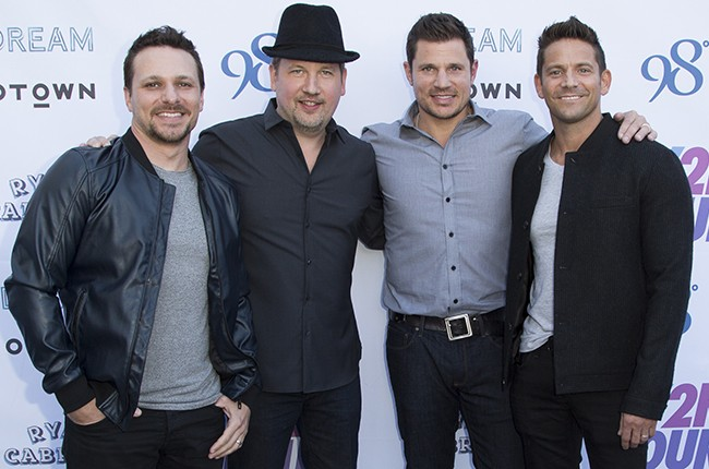 98 Degrees 2016
