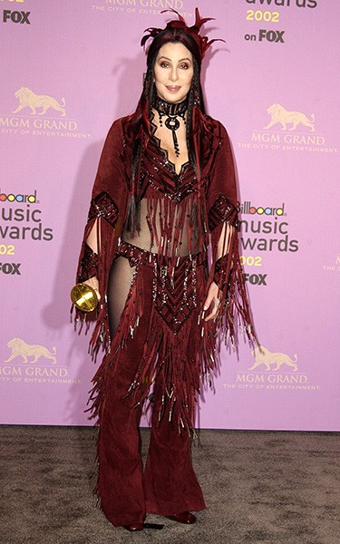 Cher S 25 Most Outrageous Outfits Billboard