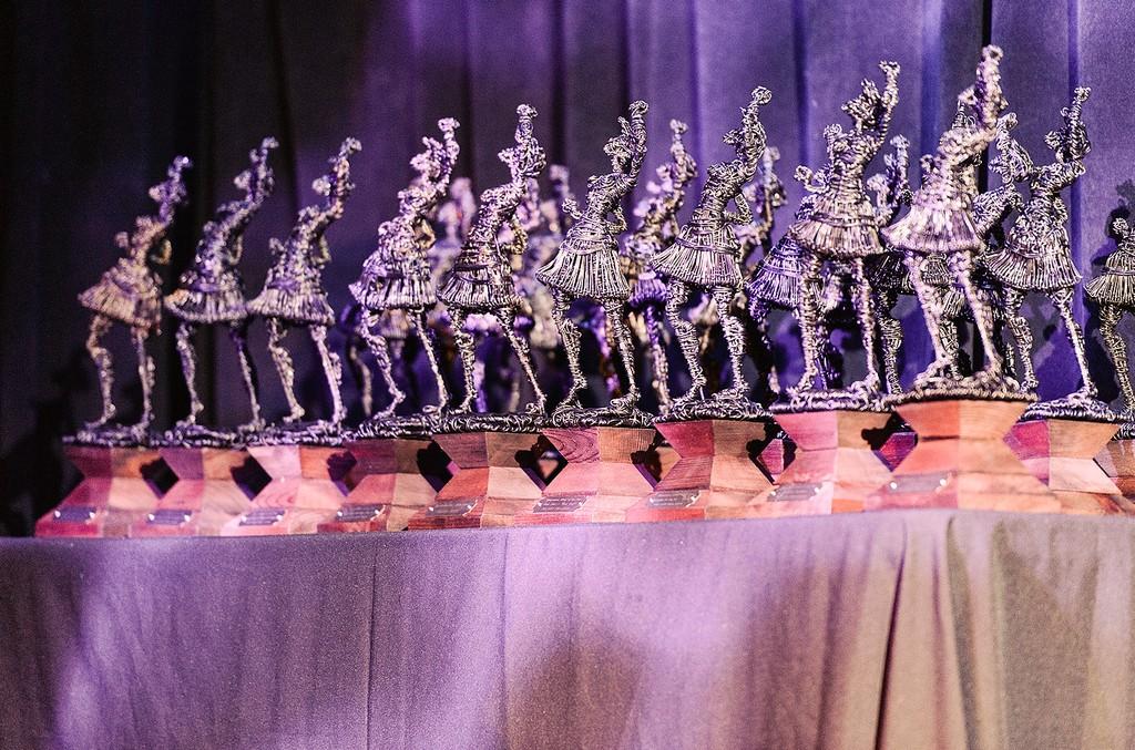 A2IM Libera Awards Trophies