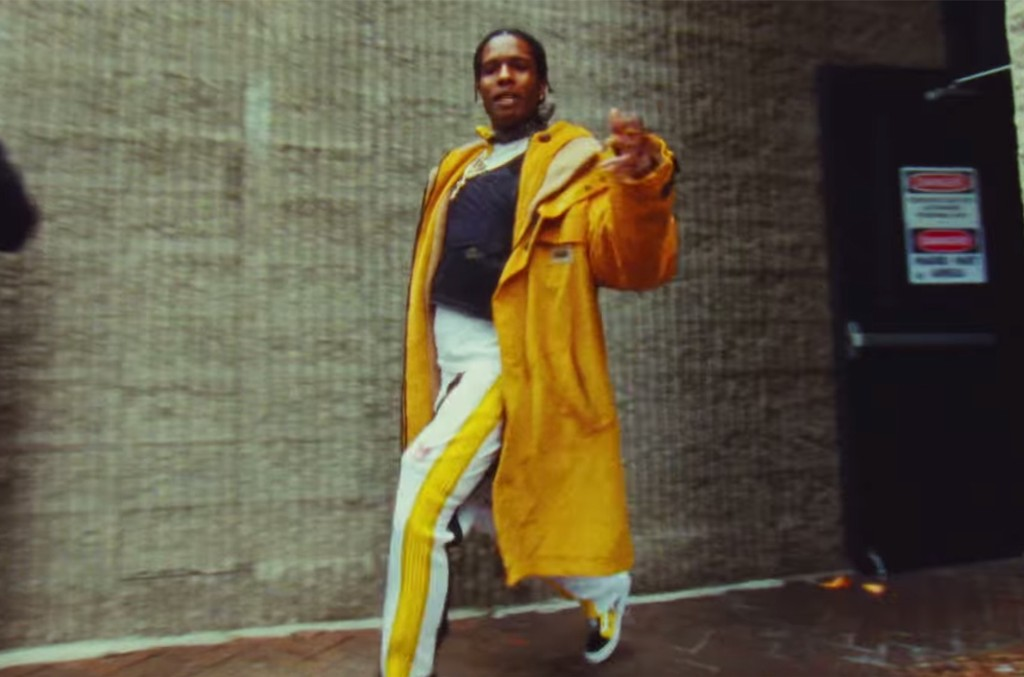 """A$AP Rocky ft. Skepta """"Praise The Lord (Da Shine)"""""""