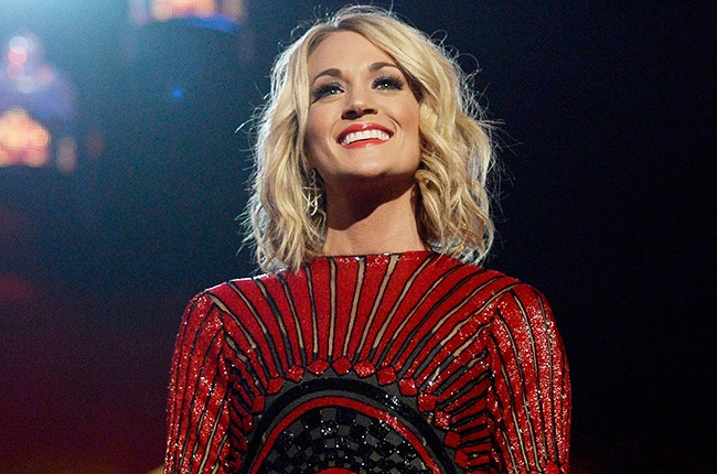 Carrie Underwood   2016 American Country Countdown Awards