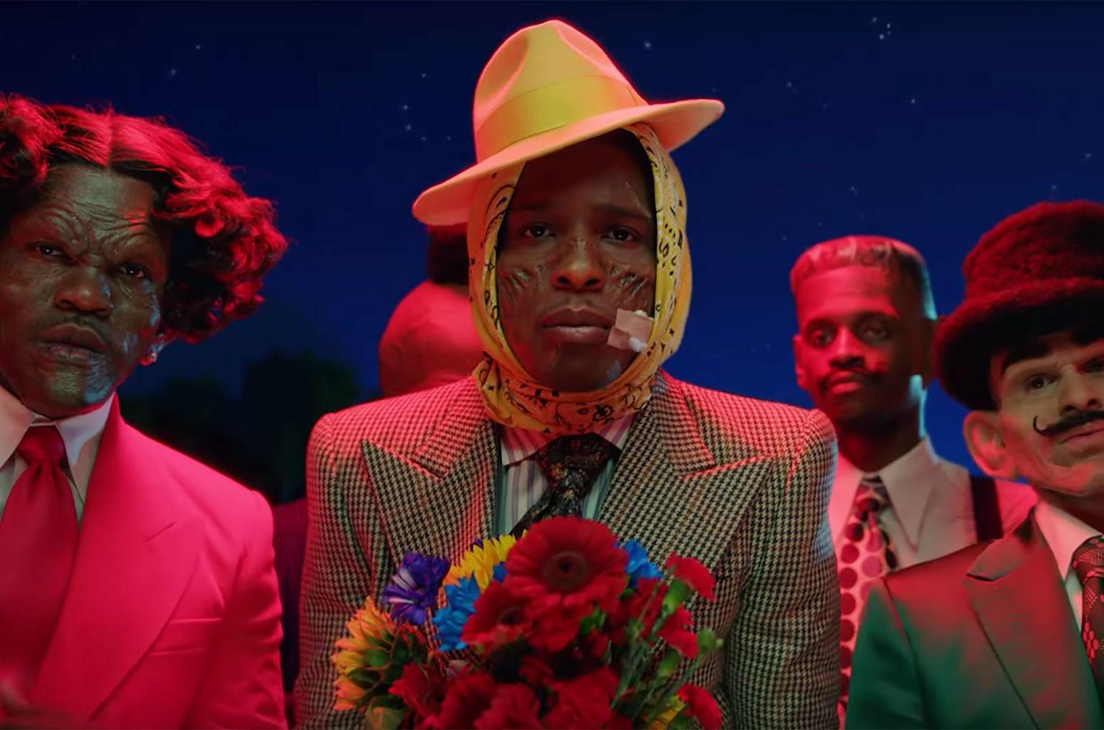 A$AP Rocky - Babushka Boi
