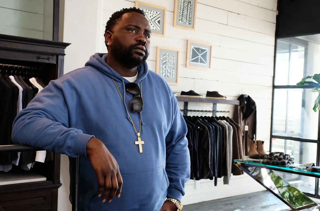 Brian Tyree Henry as Alfred Miles on Atlanta.