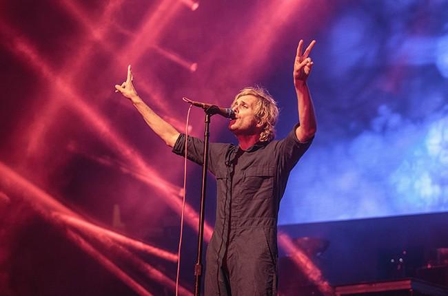 AWOLNation Perform in Birmingham