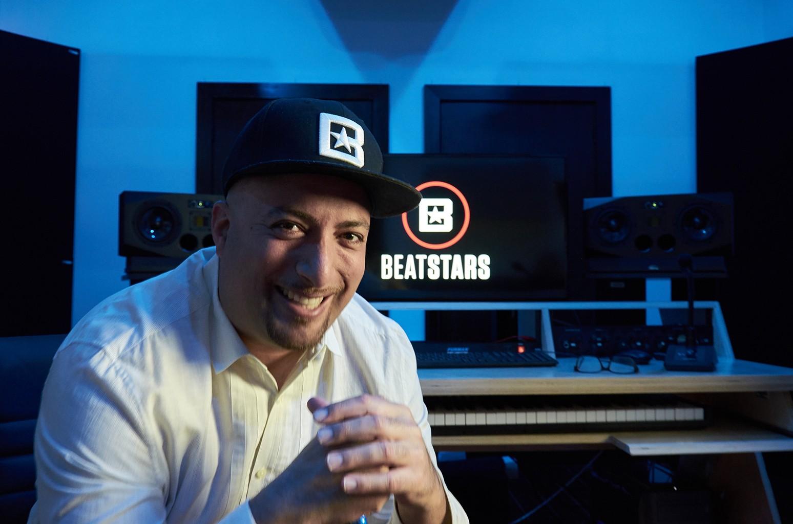 BeatStars founder Abe Batshon