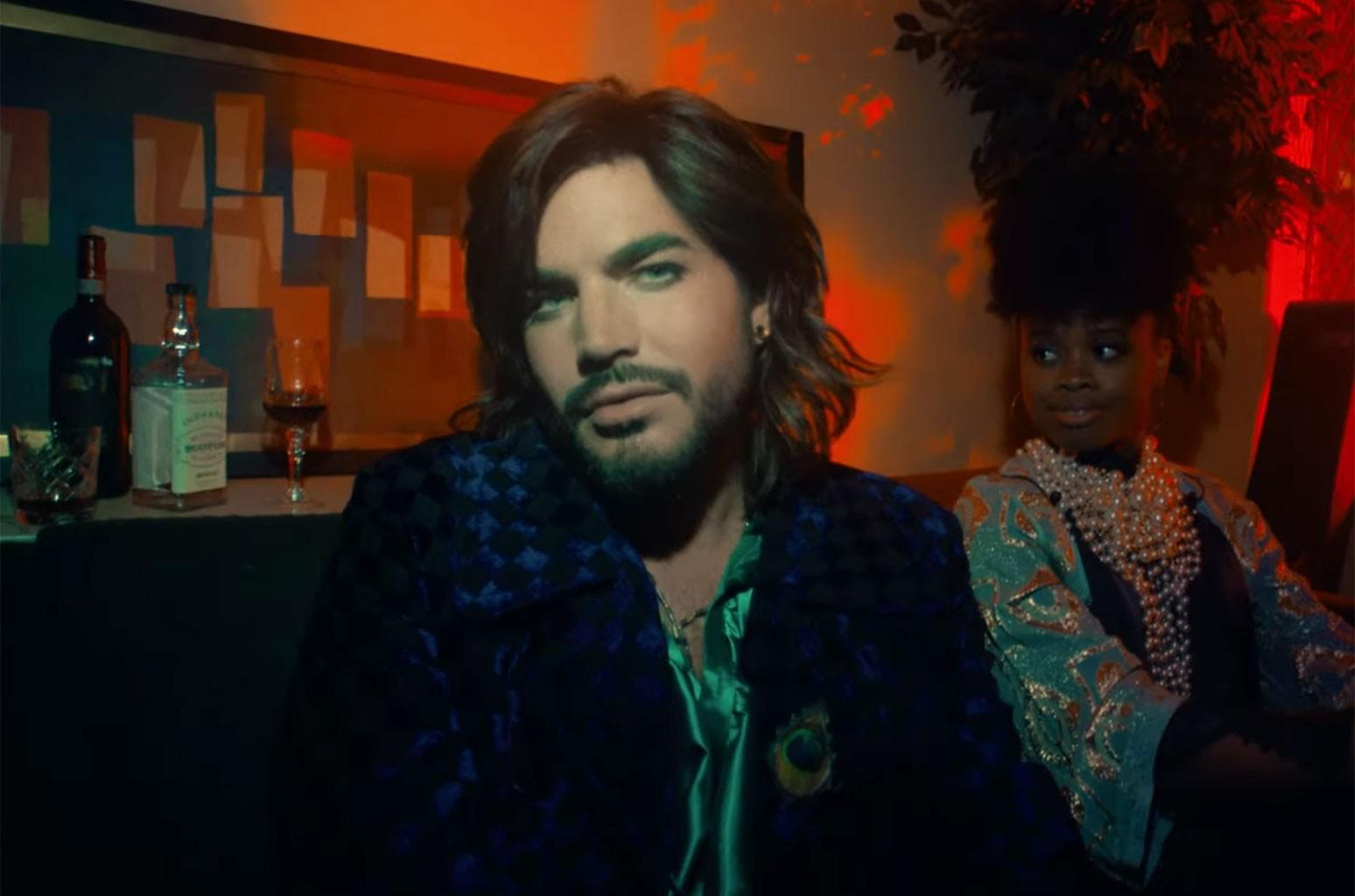 Adam Lambert - New Eyes