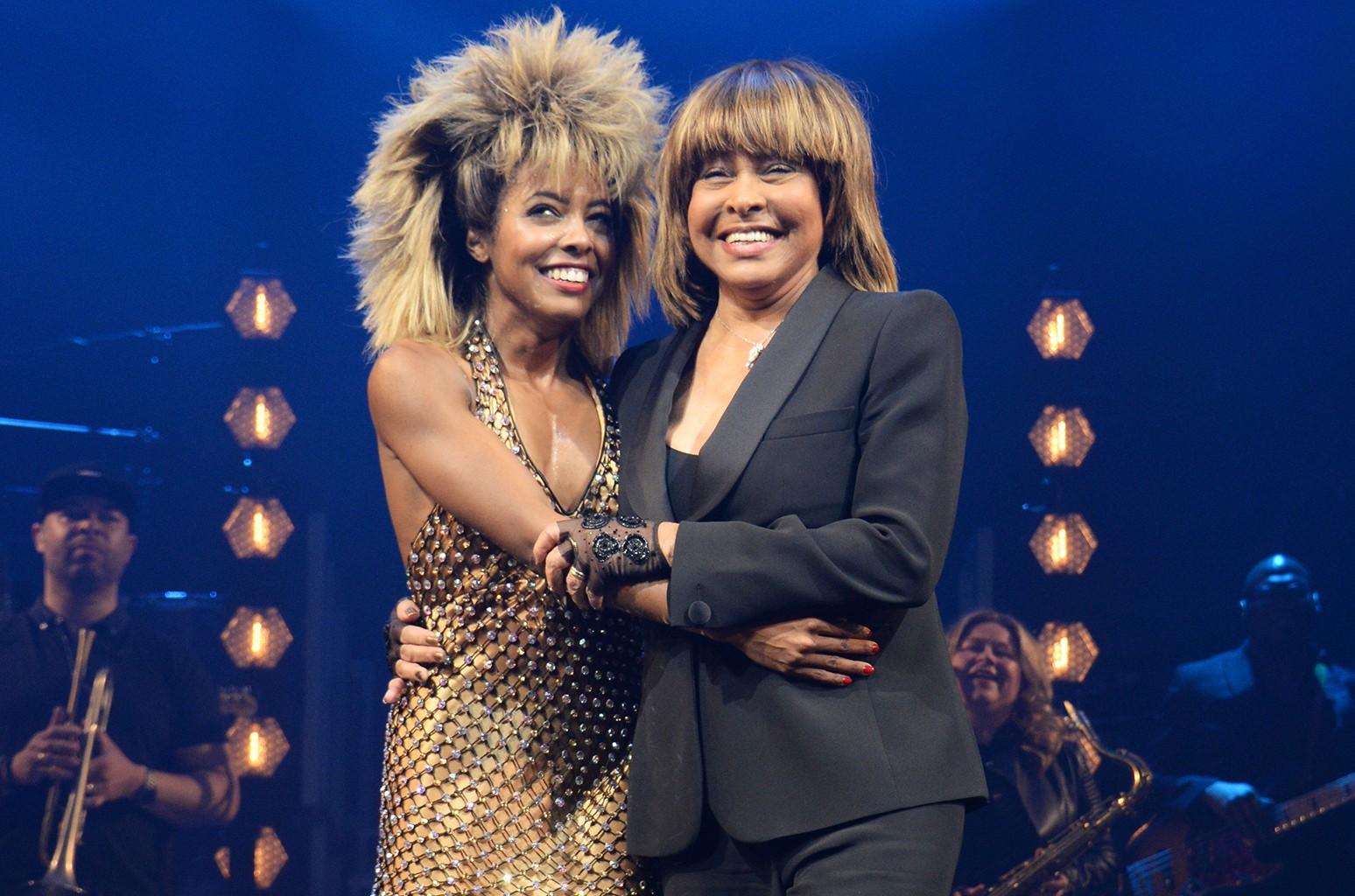 Adrienne Warren Tina Turner