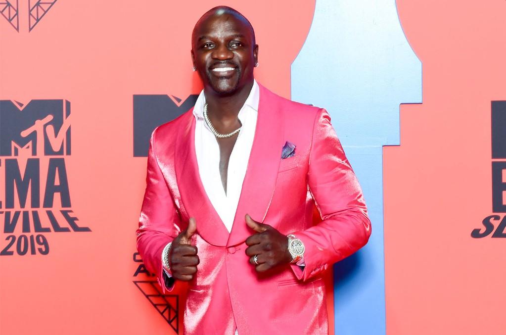 Akon, 2019 EMA