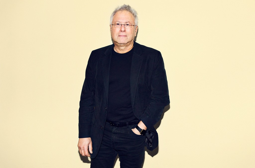 Alan Menken photographed at Billboard HQ on March 13, 2017 in New York City.