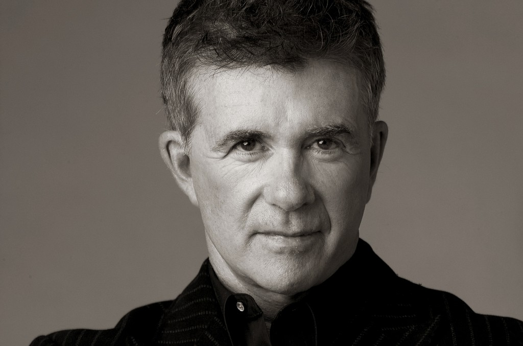 Alan Thicke photographed on Nov. 8, 2005 in Los Angeles.