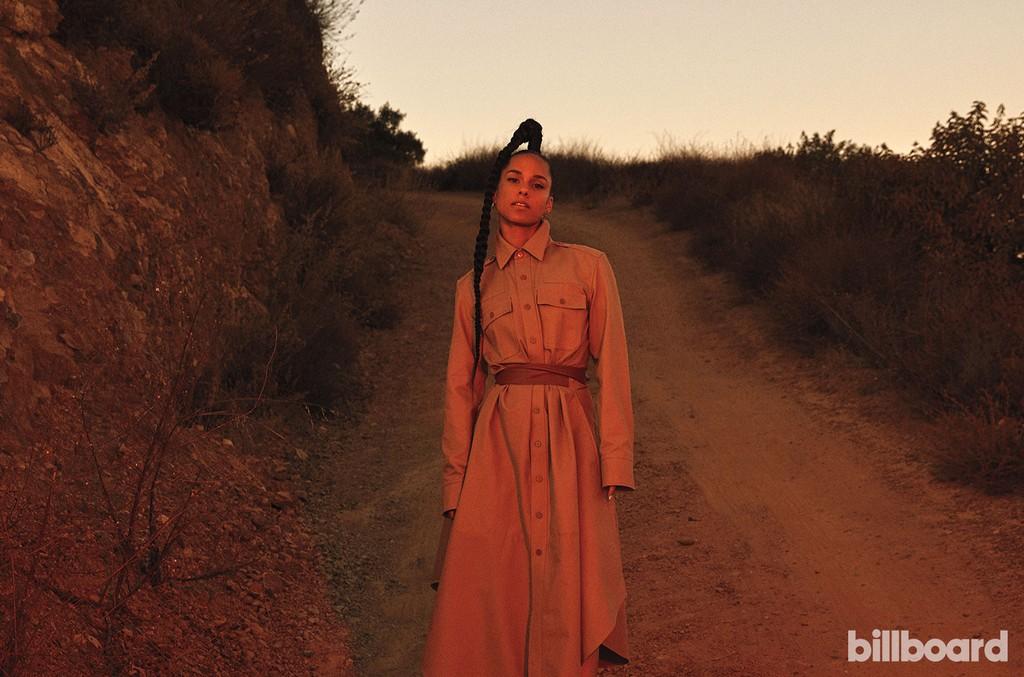 Alicia Keys Is Finally Accepting Her Freedom Womanhood Happiness Billboard