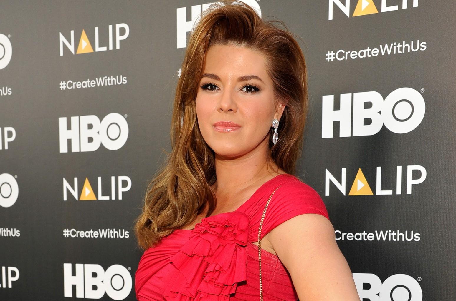 Alicia Machado in 2016
