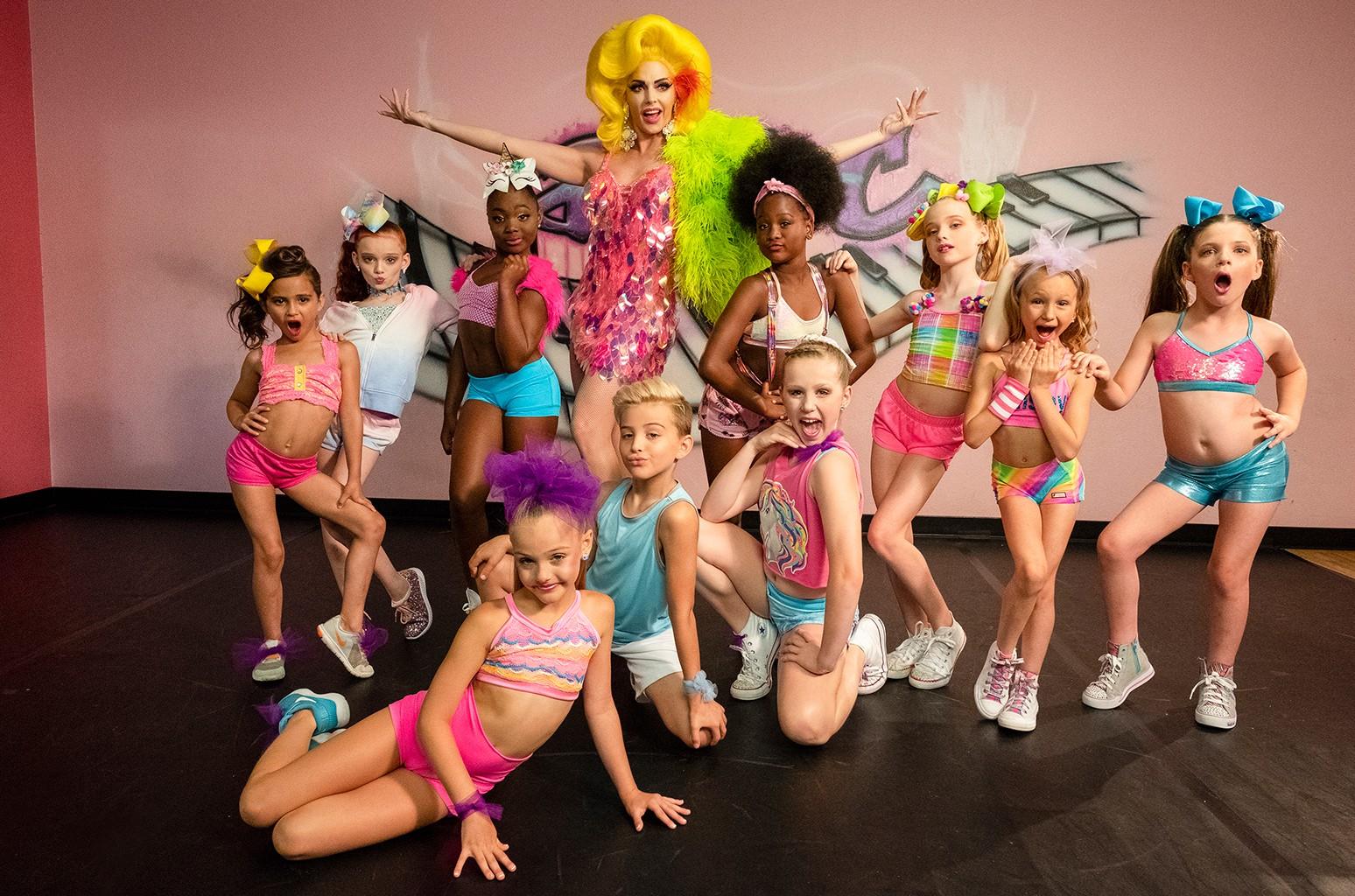 Alyssa Edwards Dancing Queens