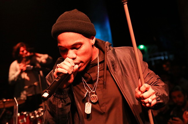 Anderson Paak 2016