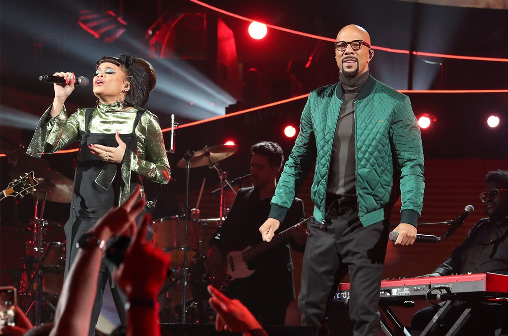 Andra Day and Common