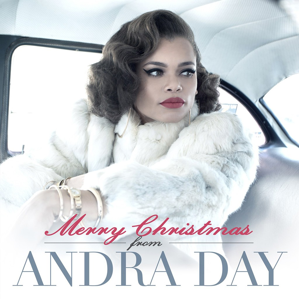 'Merry Christmas From Andra Day' by Andra Day