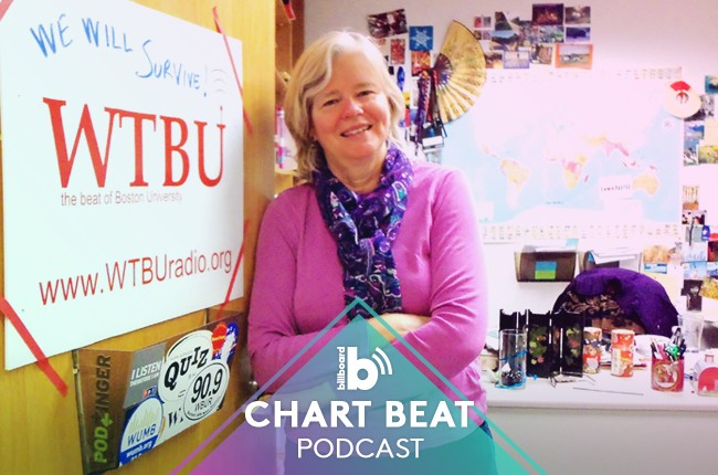 Chart Beat Podcast featuring: Anne Donohue