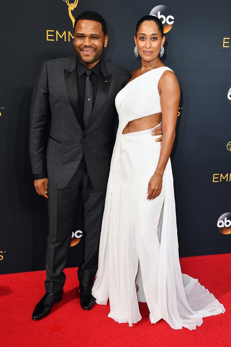 Anthony Anderson & Tracee Ellis Ross