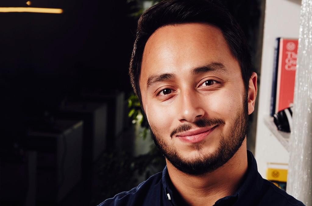 MelodyVR CEO Anthony Matchett