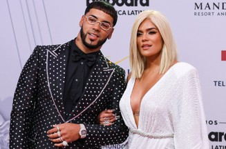 Karol G & Anuel AA Release New Single 'Follow,' Born During Quarantine: Watch the Cute Homemade Video