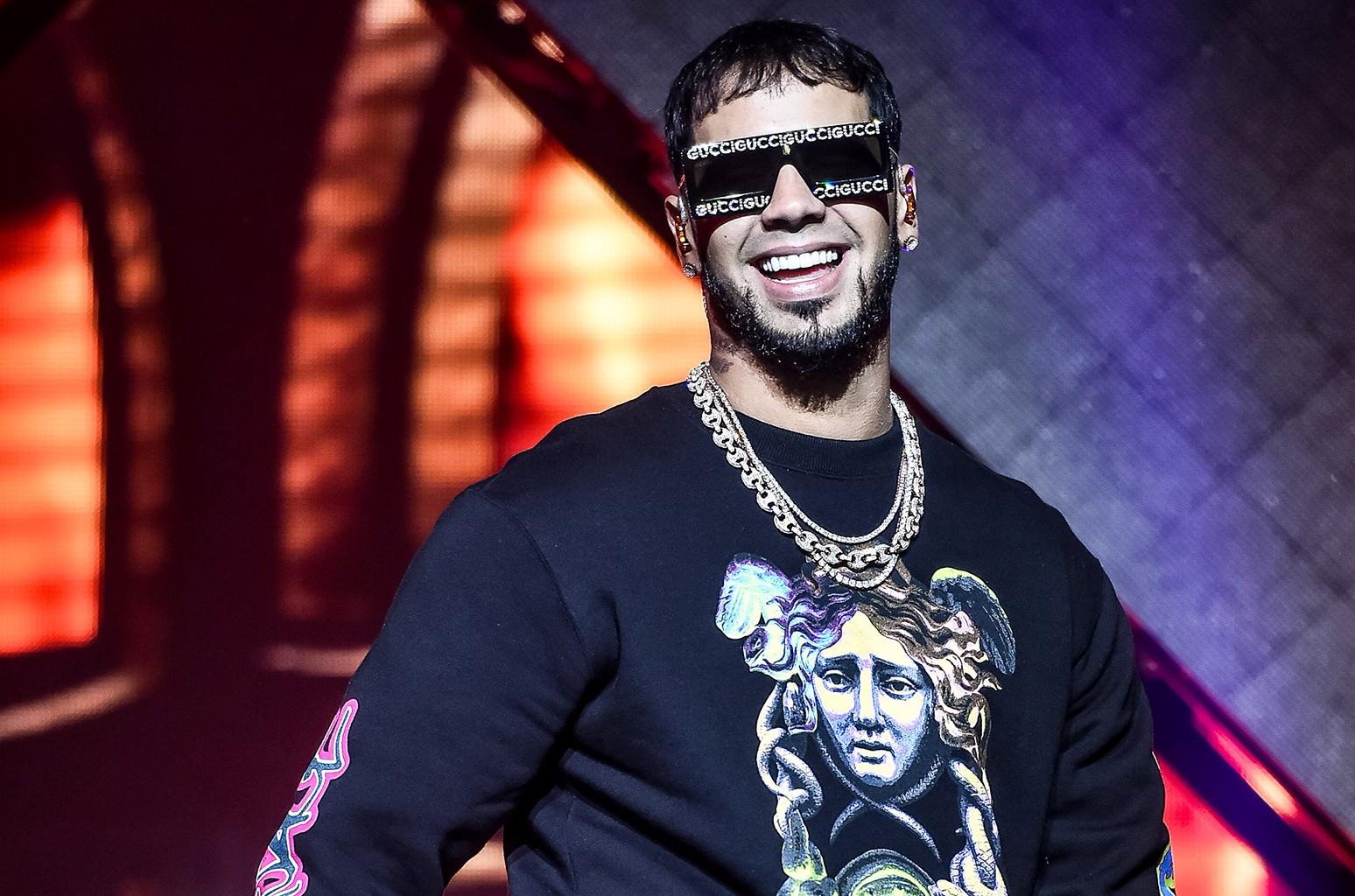 Anuel Aa In Miami Real Hasta La Muerte Tour Highlights Billboard Billboard