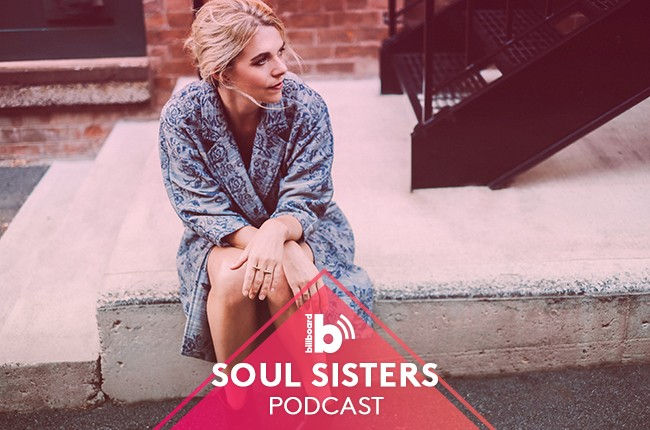 Soul Sisters Podcast featuring: Aoife O'Donovan